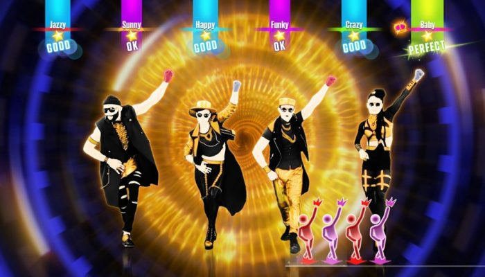 NoE: 'In shops and on Nintendo eShop now: Just Dance 2017'