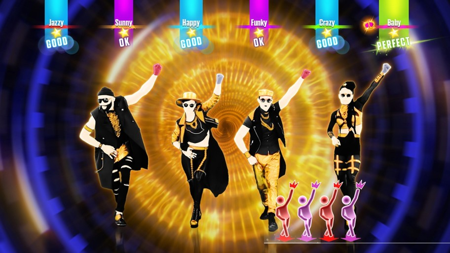 NoE: 'In shops and on Nintendo eShop now: Just Dance 2017