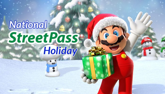 NoA: 'National StreetPass Holiday'