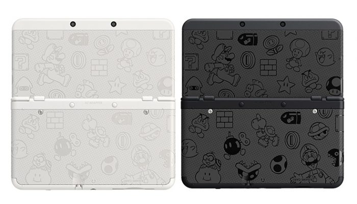 NoA: 'New Nintendo 3DS system available for under $100 MSRP for the first time on Black Friday'