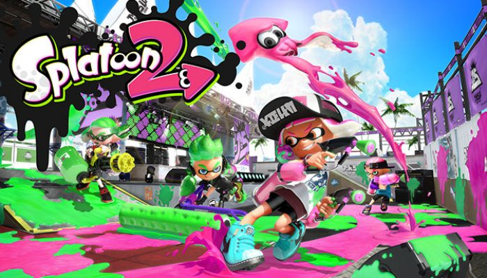 Splatoon: 'Ink-splatting action is back and fresher than ever on Nintendo Switch'