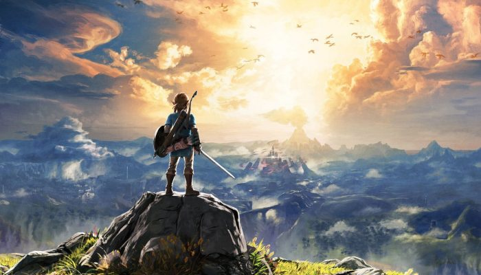The Legend of Zelda: Breath of the Wild – Official Nintendo Switch Screenshots