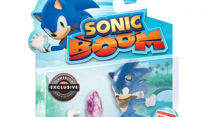 SEGA: 'Sonic Boom Pre-Order for United States and Canada'