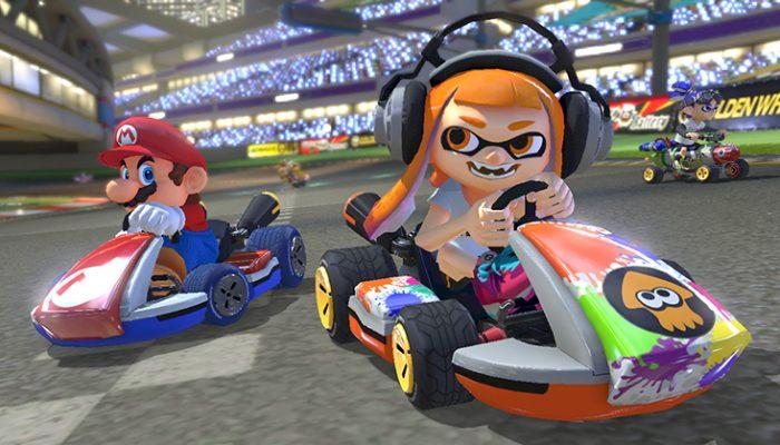Mario Kart 8 Deluxe – Official Nintendo Switch Screenshots