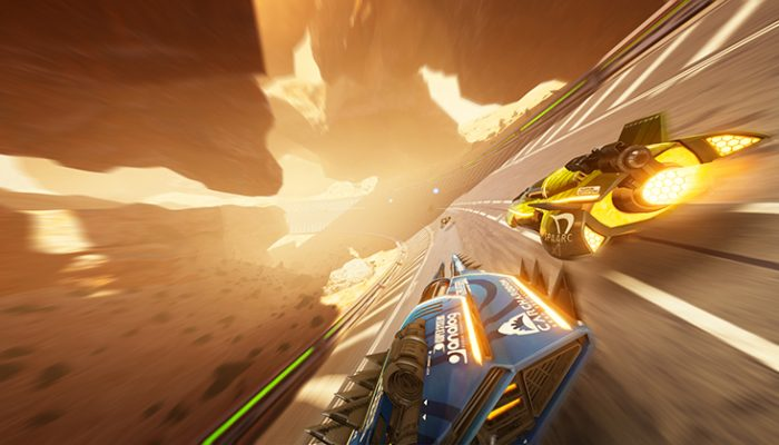 FAST RMX – Official Nintendo Switch Screenshots