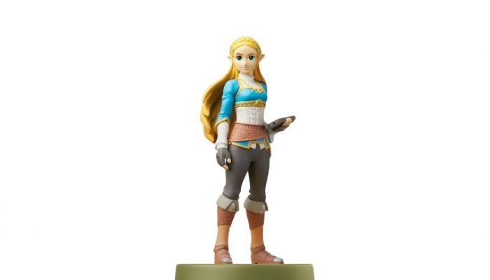 Zelda and Bokoblin Breath of the Wild amiibos coming on March 3