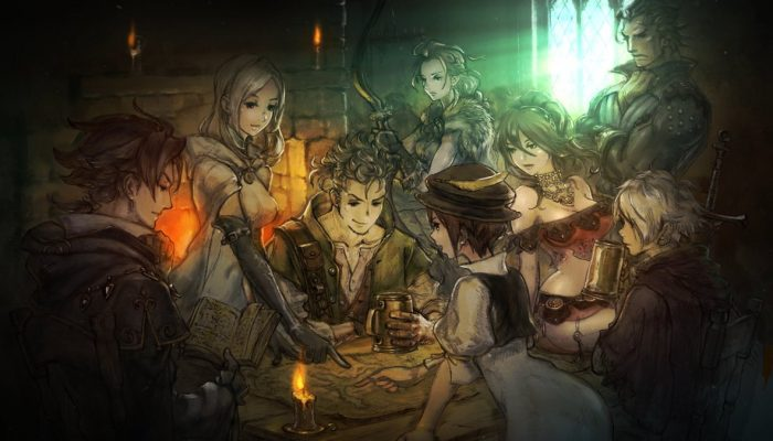 Project Octopath Traveler – Official Screenshots