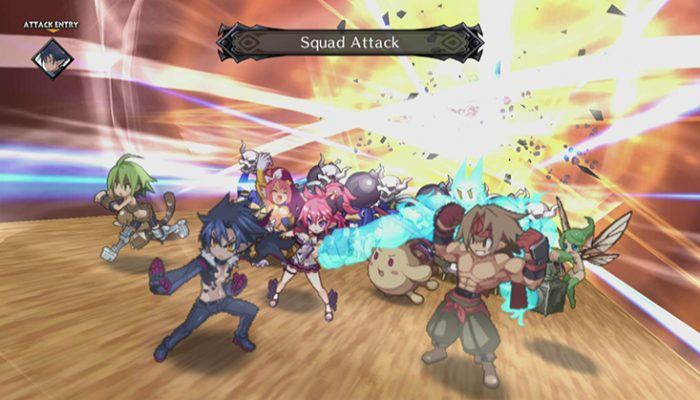 Disgaea 5 Complete – Official Nintendo Switch Screenshots