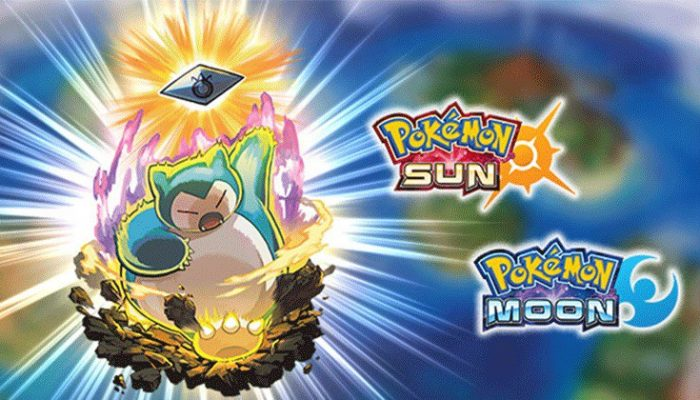 NoA: 'Don't miss out: Buy Pokémon Sun or Pokémon Moon by 1/11 to get Munchlax'