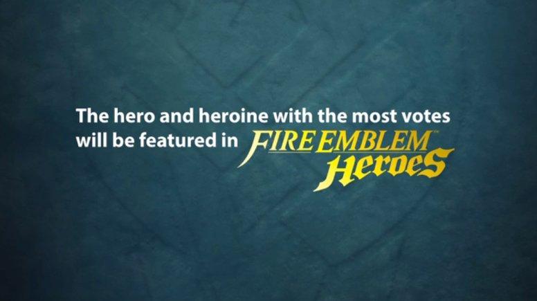 Fire Emblem Heroes Choose Your Legends