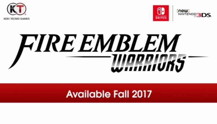 Fire Emblem Warriors is also coming to New Nintendo 3DS