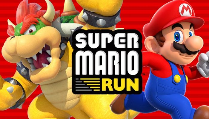 Super Mario Run comes to Android in March