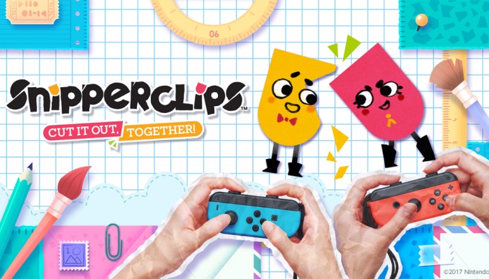 SFB Games is the developer behind Nintendo's Snipperclips