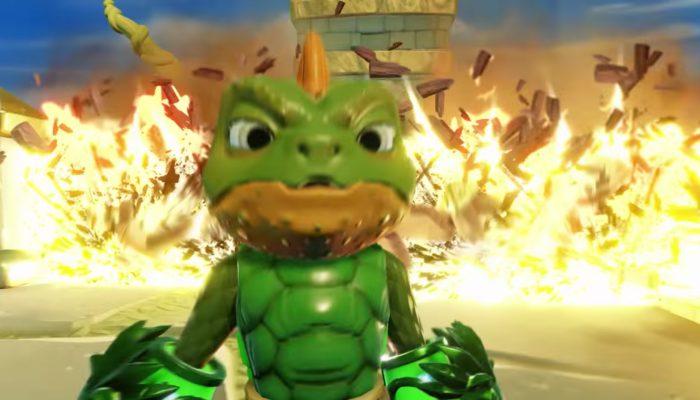 Skylanders Imaginators – Reptilian Fawn Commercial