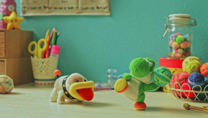 Poochy & Yoshi's Woolly World – Go Fetch!