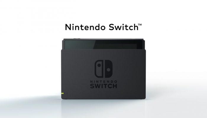 Nintendo Switch – Présentation de la console