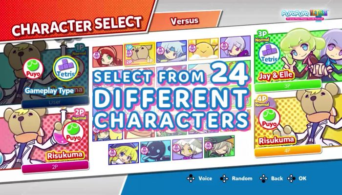 Puyo Puyo Tetris – Official Nintendo Switch Trailer