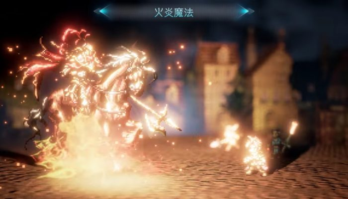 Project Octopath Traveler – Japanese Reveal Trailer