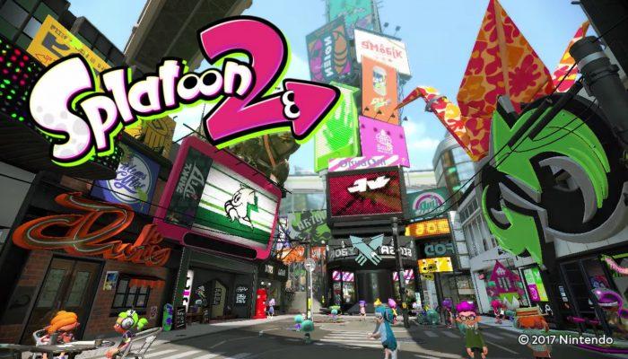 Splatoon 2 – Nintendo Switch Presentation 2017 Trailer