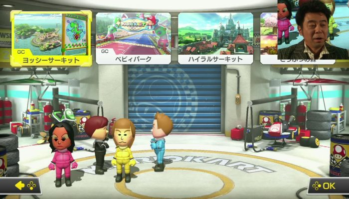 Japanese Nintendo Switch Hands-On Experience 2017 – Mario Kart 8 Deluxe on the Main Stage