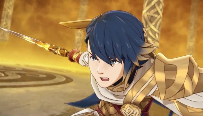 Fire Emblem Heroes – Opening Movie
