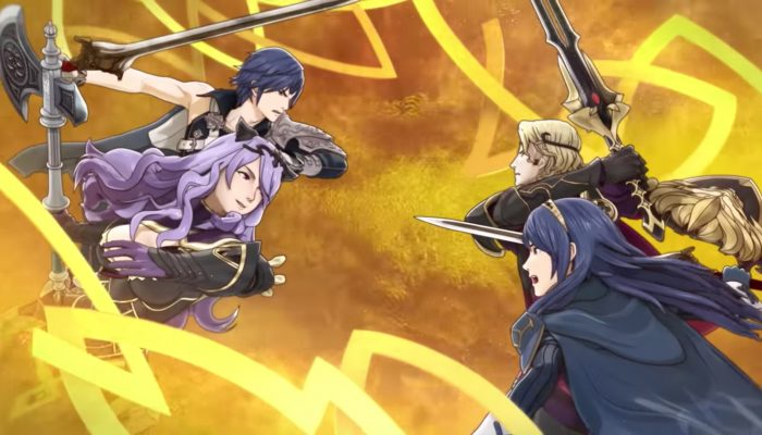 Fire Emblem Heroes – Japanese Reveal Trailer