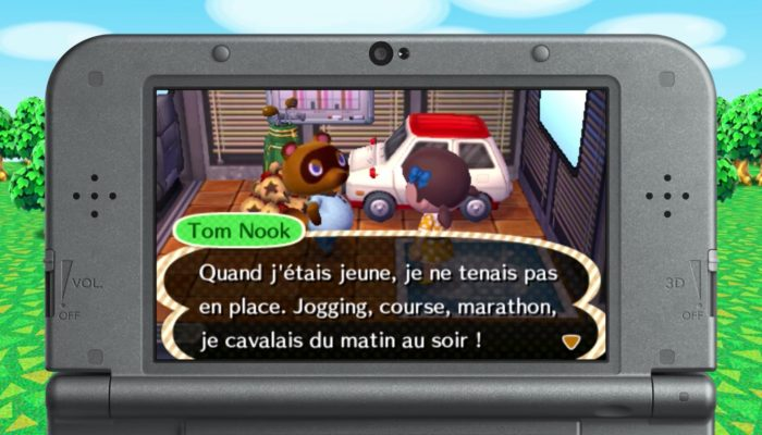 Animal Crossing : New Leaf Welcome amiibo – Tom Nook