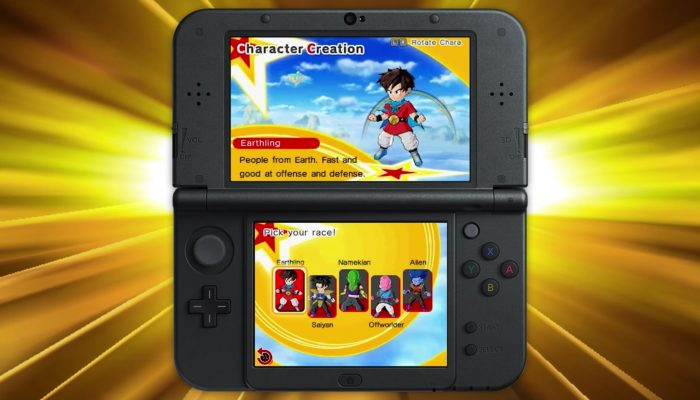 Dragon Ball Fusions – Avatar Customization