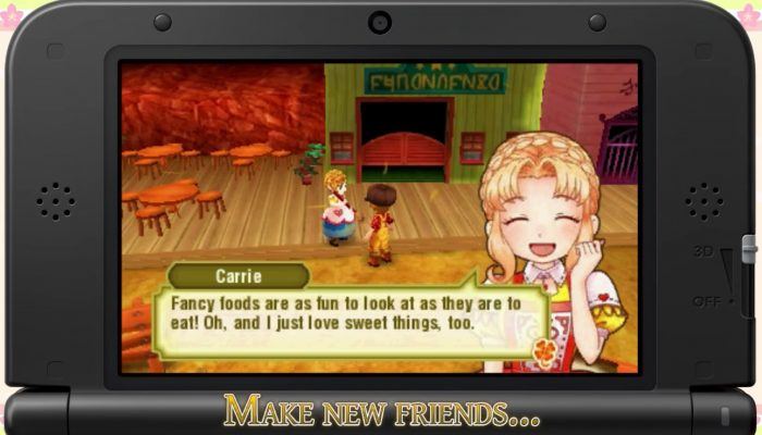Story of Seasons: Trio of Towns – Release Date Announcement Trailer