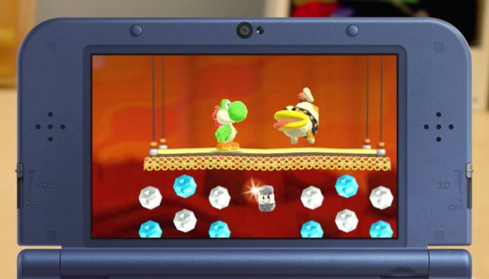 Poochy & Yoshi's Woolly World – A Woolly Distraction Commercial