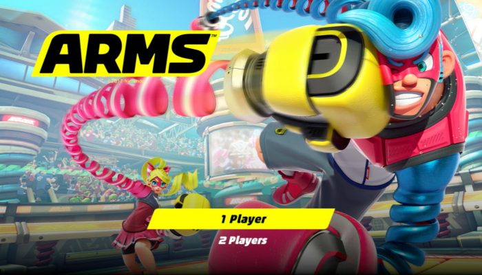 Arms – Nintendo Treehouse Live with Nintendo Switch Gameplay