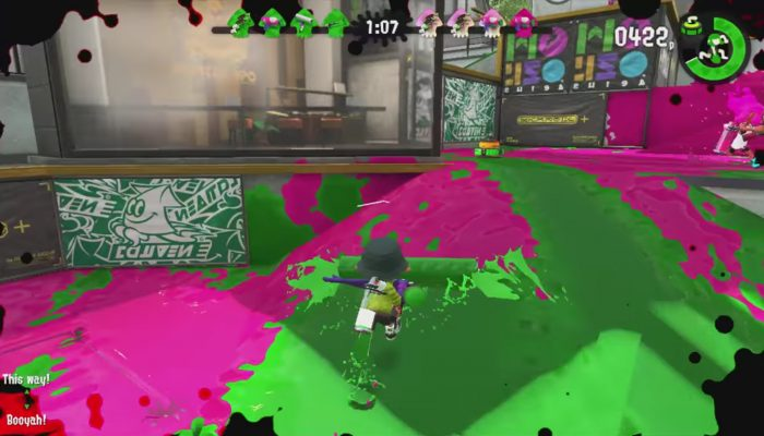 Splatoon 2 – Nintendo Treehouse Live with Nintendo Switch Gameplay