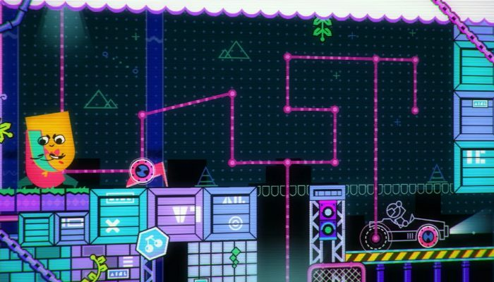 Snipperclips – Nintendo Treehouse Live with Nintendo Switch Gameplay