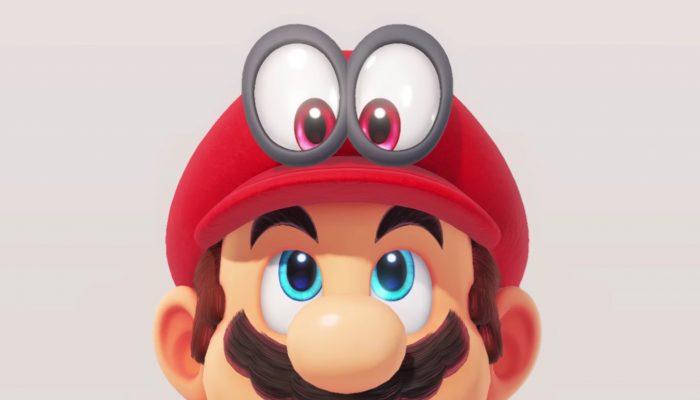 Super Mario Odyssey – Nintendo Treehouse: Live with Nintendo Switch