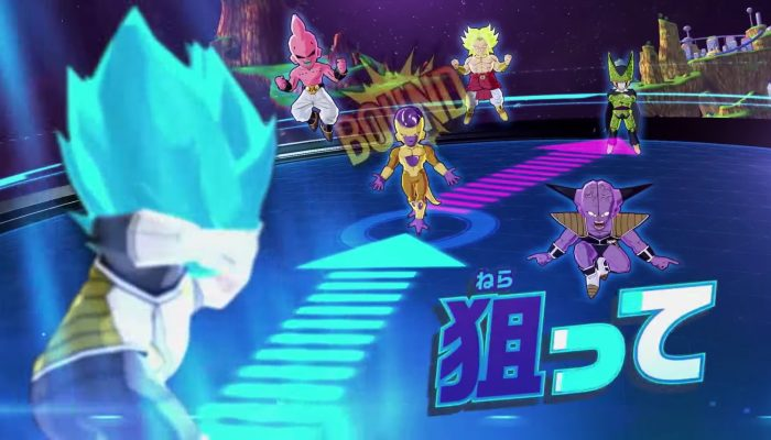 Dragon Ball Fusions – Japanese Battle Commercial