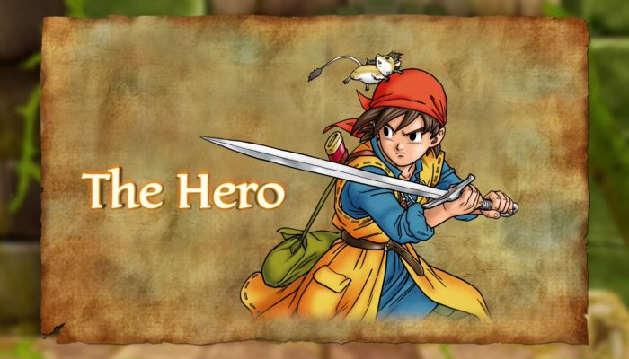 Dragon Quest VIII: Journey of the Cursed King – The Hero Rises