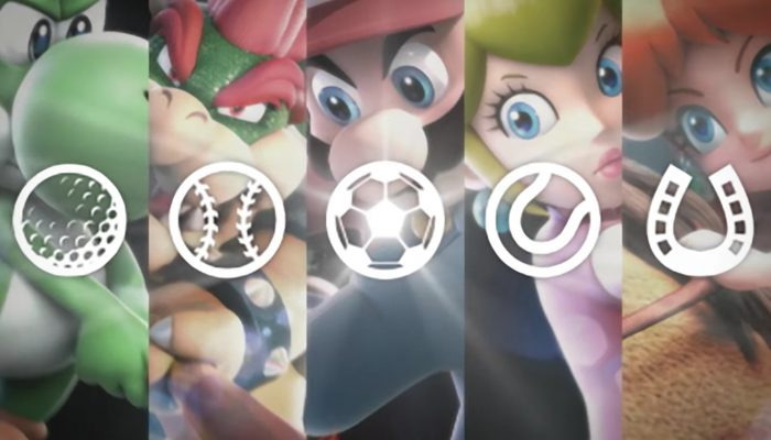 Mario Sports Superstars – Bande-annonce Home Run
