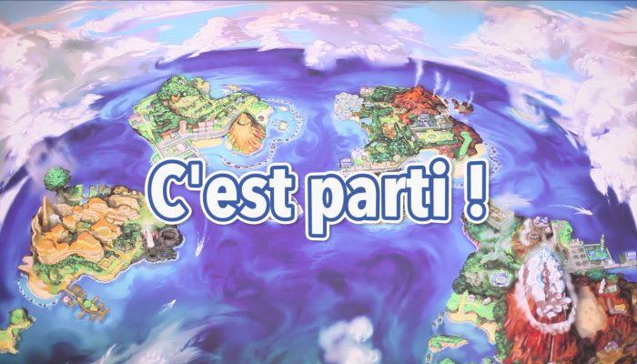 Pokémon Soleil & Pokémon Lune – Défi Pokémon de 20 secondes avec Junichi Masuda