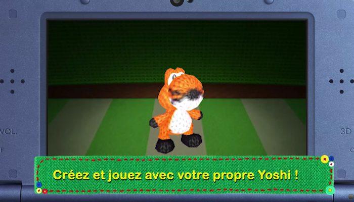 Poochy & Yoshi's Woolly World – Bande-annonce de découverte