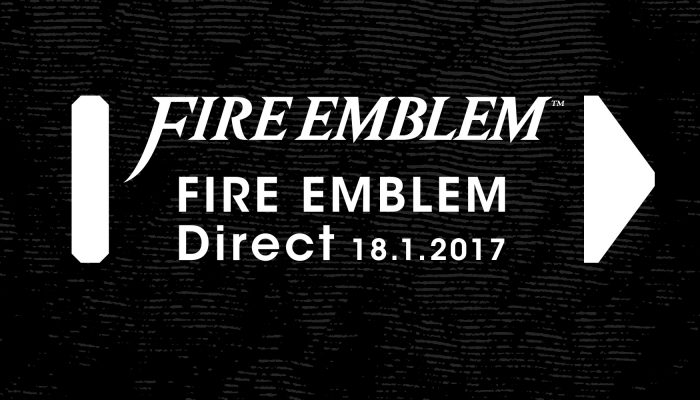 NoE: 'Fire Emblem Nintendo Direct coming on Wednesday 18th January'