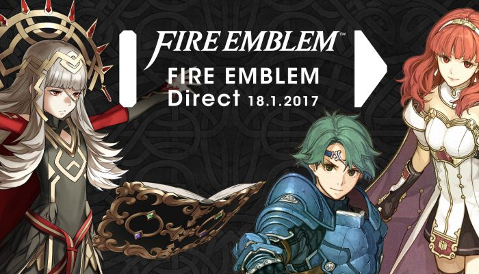 NoE: 'Nintendo reveals Fire Emblem games for mobile, Nintendo Switch and Nintendo 3DS'