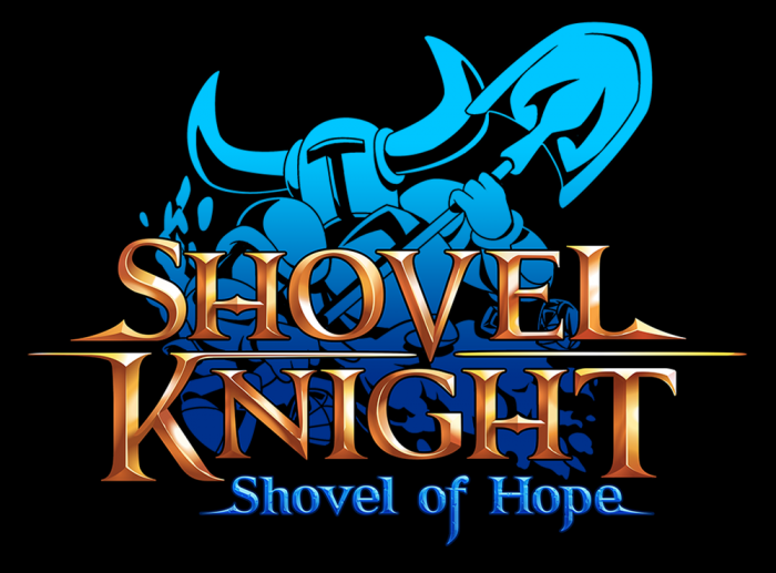 Shovel Knight Shovel of Hope
