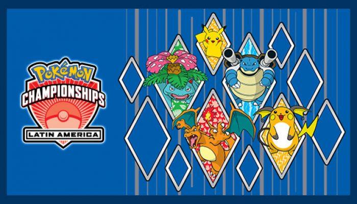 Pokémon: 'Brazil Hosts the Latin American International Championships'