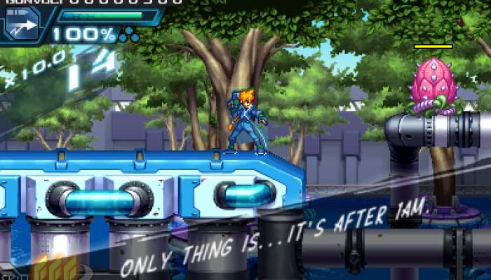 Yacht Club: 'Designing Gunvolt (Part 1 of 2)