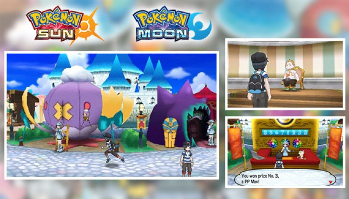 Pokémon: 'Discover the Fun of Festival Plaza'