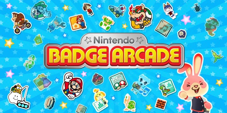 Nintendo eShop Sale Nintendo Badge Arcade