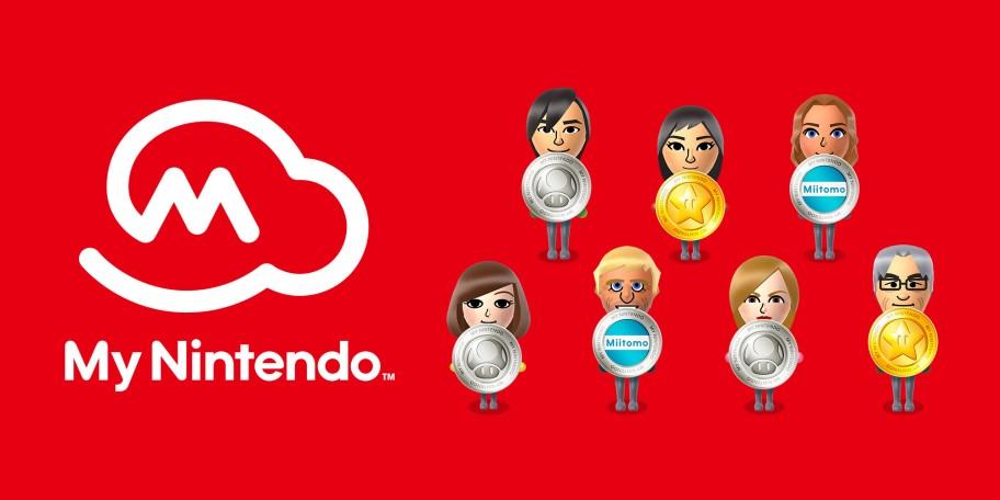 Nintendo eShop Sale My Nintendo
