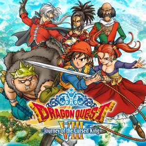 Nintendo eShop Downloads Europe Dragon Quest VIII Journey of the Cursed King