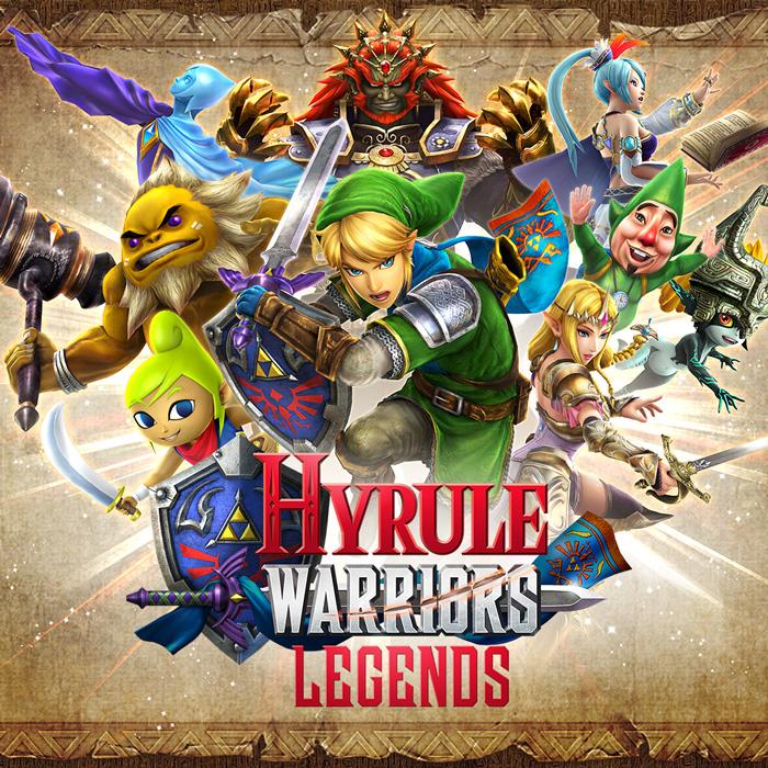 Nintendo eShop Sale Hyrule Warriors Legends