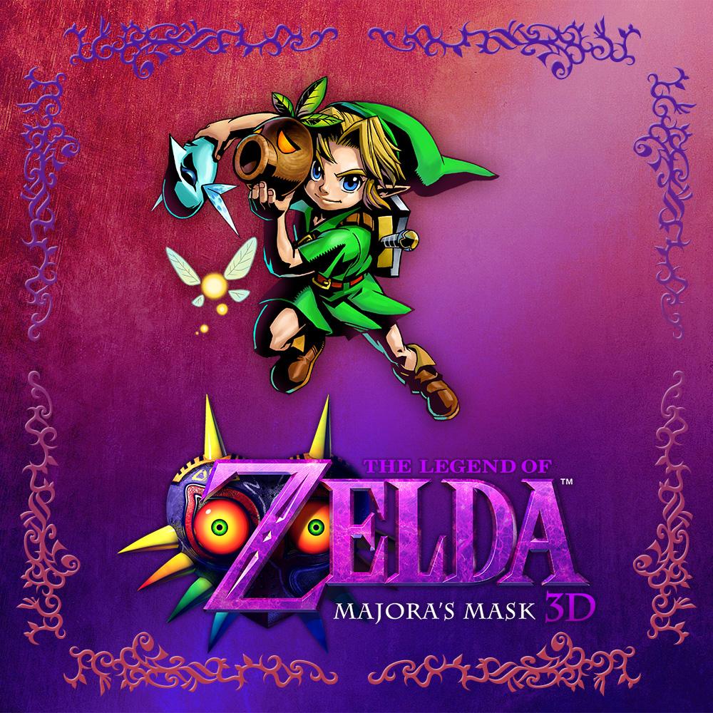 Nintendo eShop Sale The Legend of Zelda Majora's Mask 3D